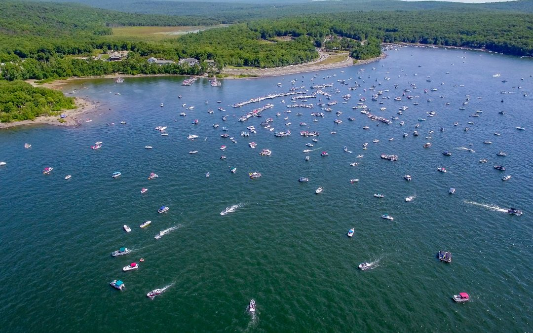Annual Events at Lake Wallenpaupack – Mark Your Calendar!