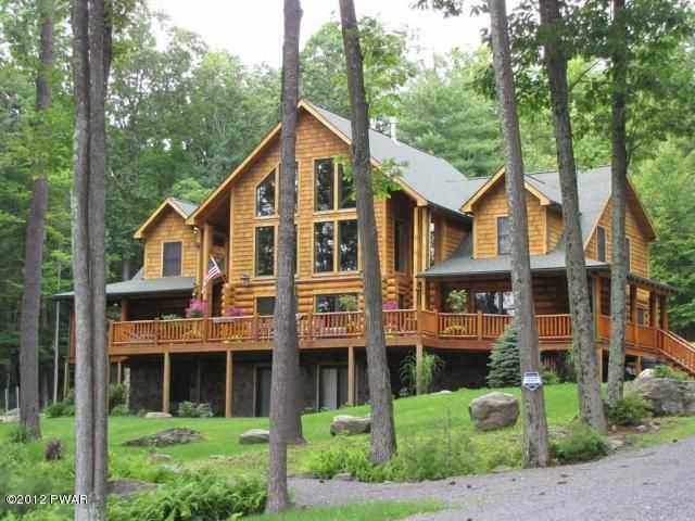 Lake Wallenpaupack Lakefront Homes for Sale